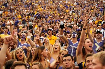 Go to an LSU Football Game