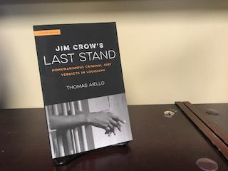 LSU Press Office published book