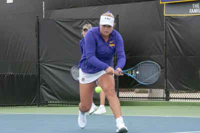3.31.2019 LSU women's tennis vs south carolina