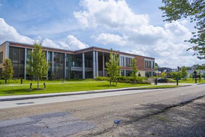 The LSU Student Recreation Center