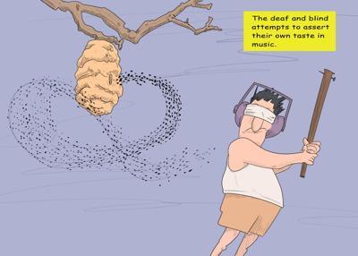 beyonce cartoon