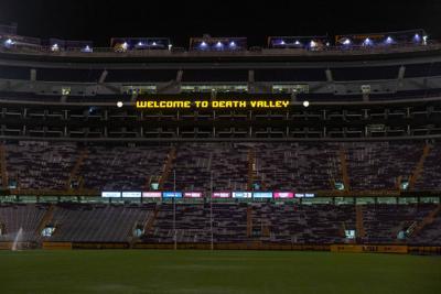 LSU Tiger Stadium: Death Valley