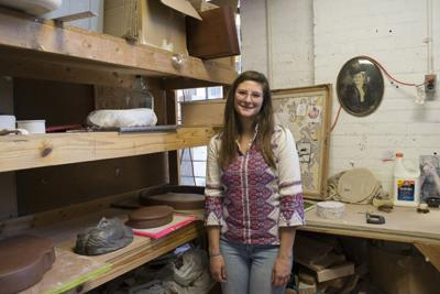 Ceramics graduate student starts local pottery business | The Daily