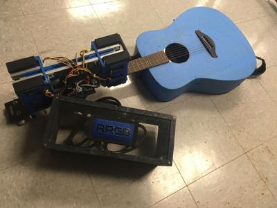 Adaptive guitar