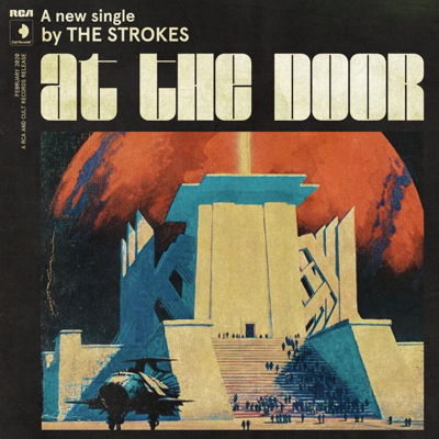 """Song Review: """"At The Door"""" by The Strokes"""