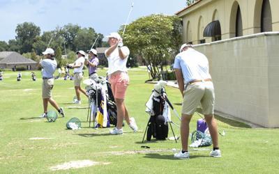 8-27-2018 Golf Team