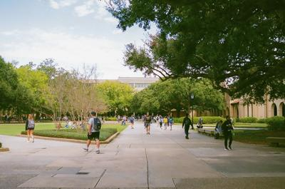 LSU on Film