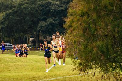 PHOTOS: LSU hosts SEC Cross Country Championships