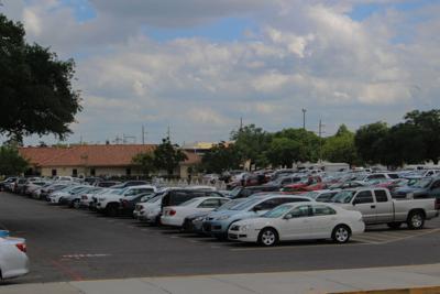4-21-17 LSU Parking Lots