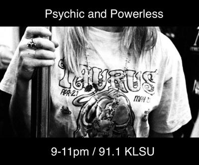 Psychic and Powerless 04/21/21