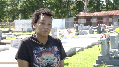 Segregated cemeteries still 'haunt' Louisiana