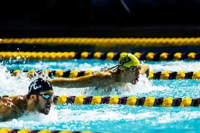 LSU Swimming and Diving vs. Alabama