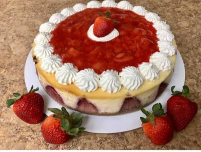 tres bien cheesecake