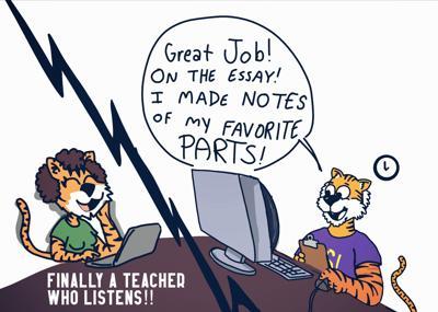A Good professor listens