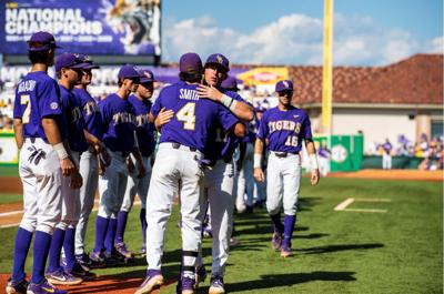 LSU vs Florida state baseball