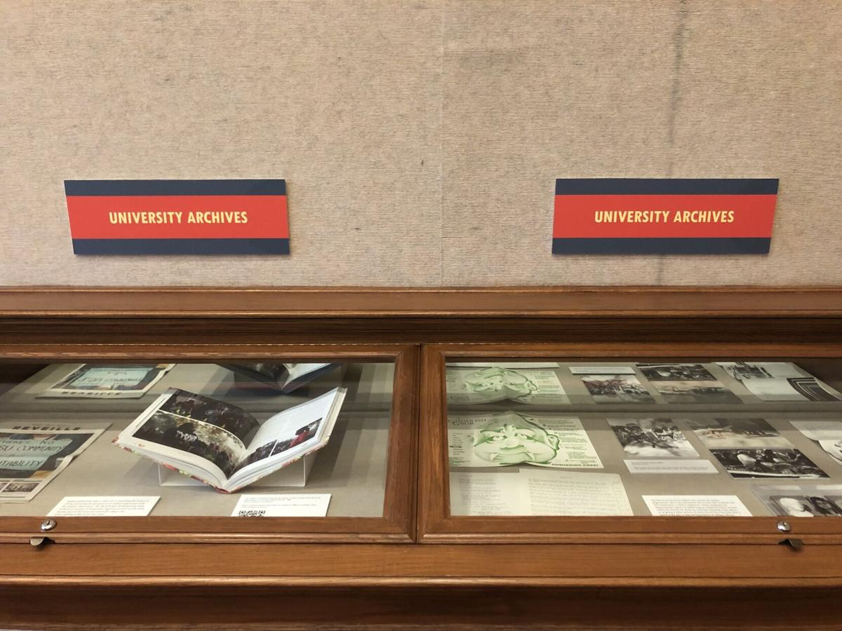 University Archives at Hill Memorial Library