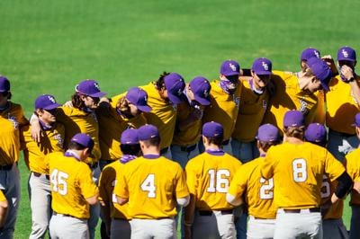 PHOTOS: LSU Baseball holds first fall practice