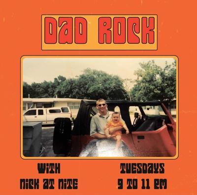 Dad Rock graphic