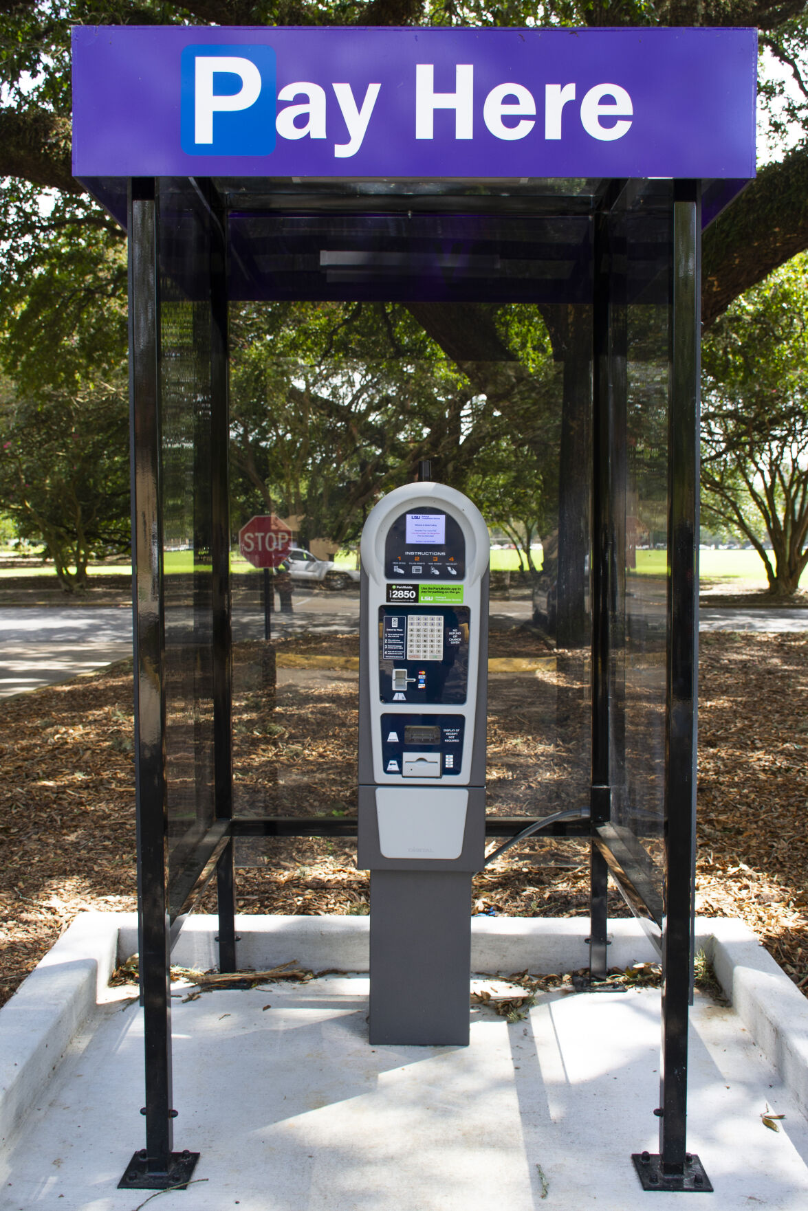 New Parking System