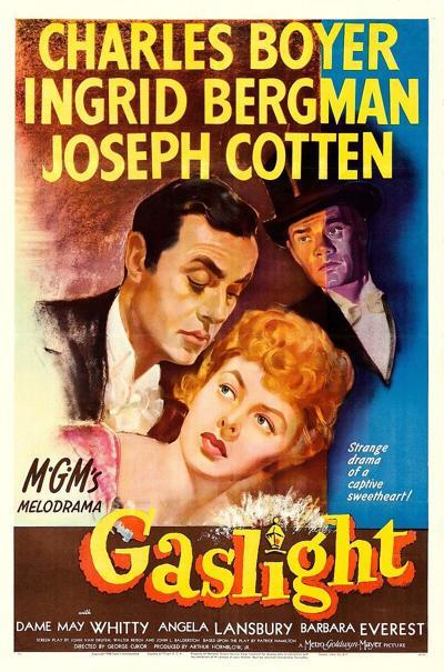 Gas Light film poster