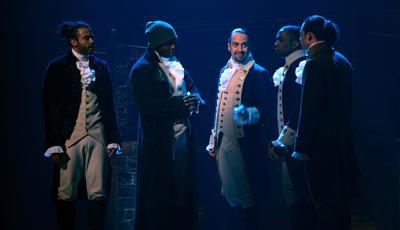 Film Review - Hamilton