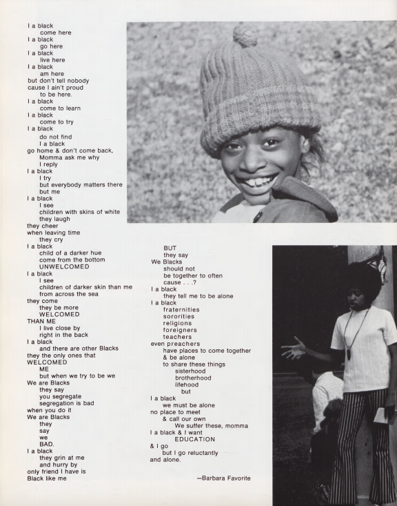 Gumbo Yearbook Archives