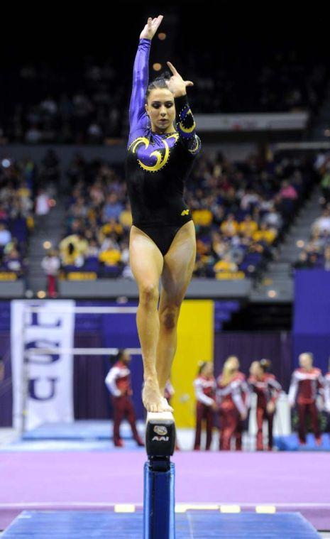 Gymnastics vs. Alabama | Multimedia | lsureveille.com