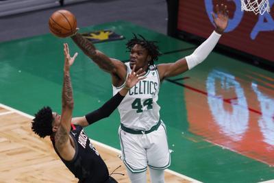 Rockets Celtics