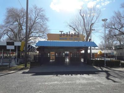 Joyland reopens to the public this weekend