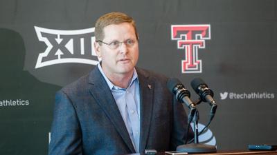Athletic Director Kirby Hocutt