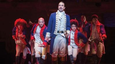 Eppler: Streaming 'Hamilton' a treat for troubled times