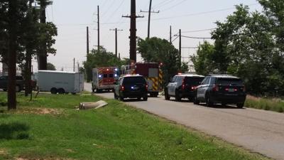 South Lubbock fatal pedestrian crash
