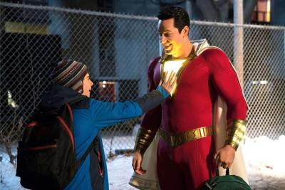 """Eppler: """"Shazam!"""" gets big laughs with clever premise"""