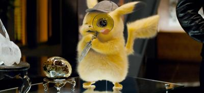 """Eppler: """"Detective Pikachu"""" and """"Long Shot"""" work for intended audiences"""