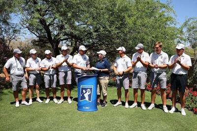 Kyle Hogan Tech golf