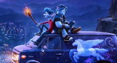 Eppler: 'Onward' is middling Pixar, meaning it's still better than most