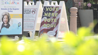 Early voting May elections