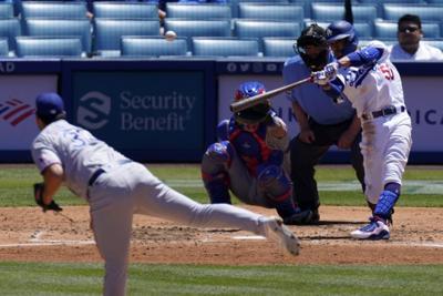 Rangers vs Dodgers