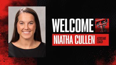Niatha Cullen Texas Tech Volleyball
