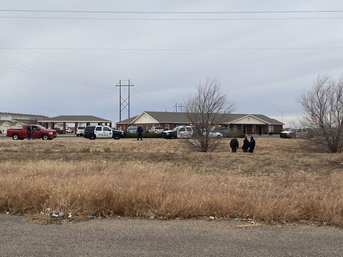 Body found behind bingo hall on Clovis Road