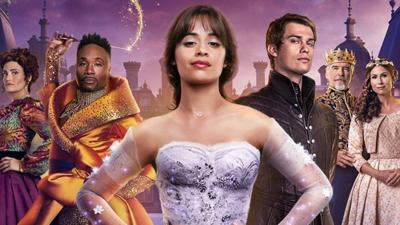 Cinderella 2021 Pic