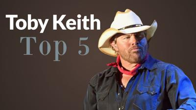 Toby Keith Top 5 Pic