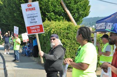 Teamsters Local 231 still on strike at Bellingham Cold Storage