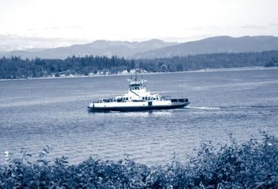 Lummi Ferry
