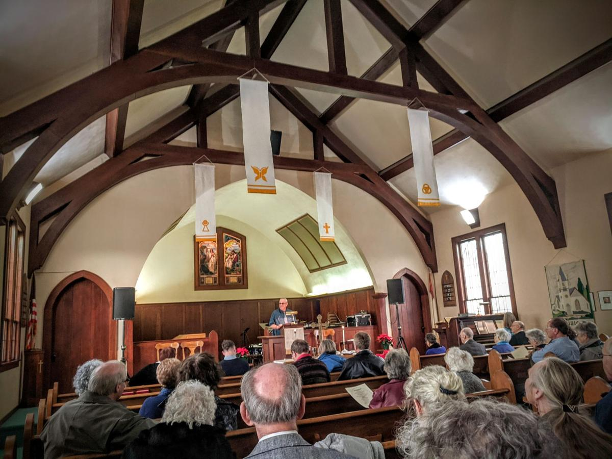 Everson Presbyterian Church completes ministry service