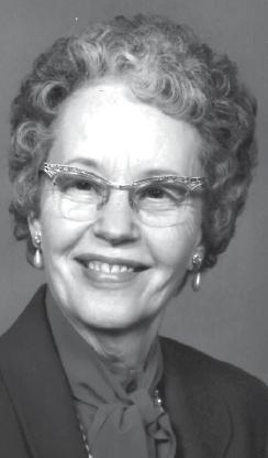 Winifred Vander Giessen