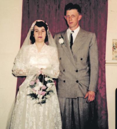 Bob and Dorothy Bronkema