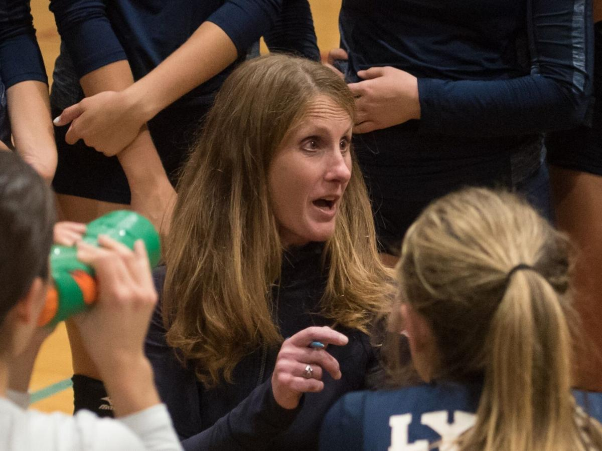 Hall of fame coach Kim Grycel retiring from LC volleyball