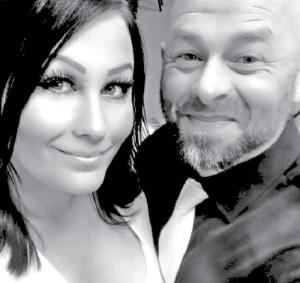Angela Kortlever and Joseph Mellema