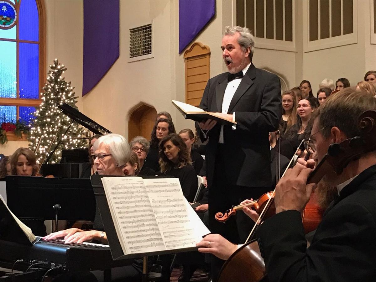 Lynden Choral Society and Starry Night Chamber Orchestra perform at Third Christian Reformed Church